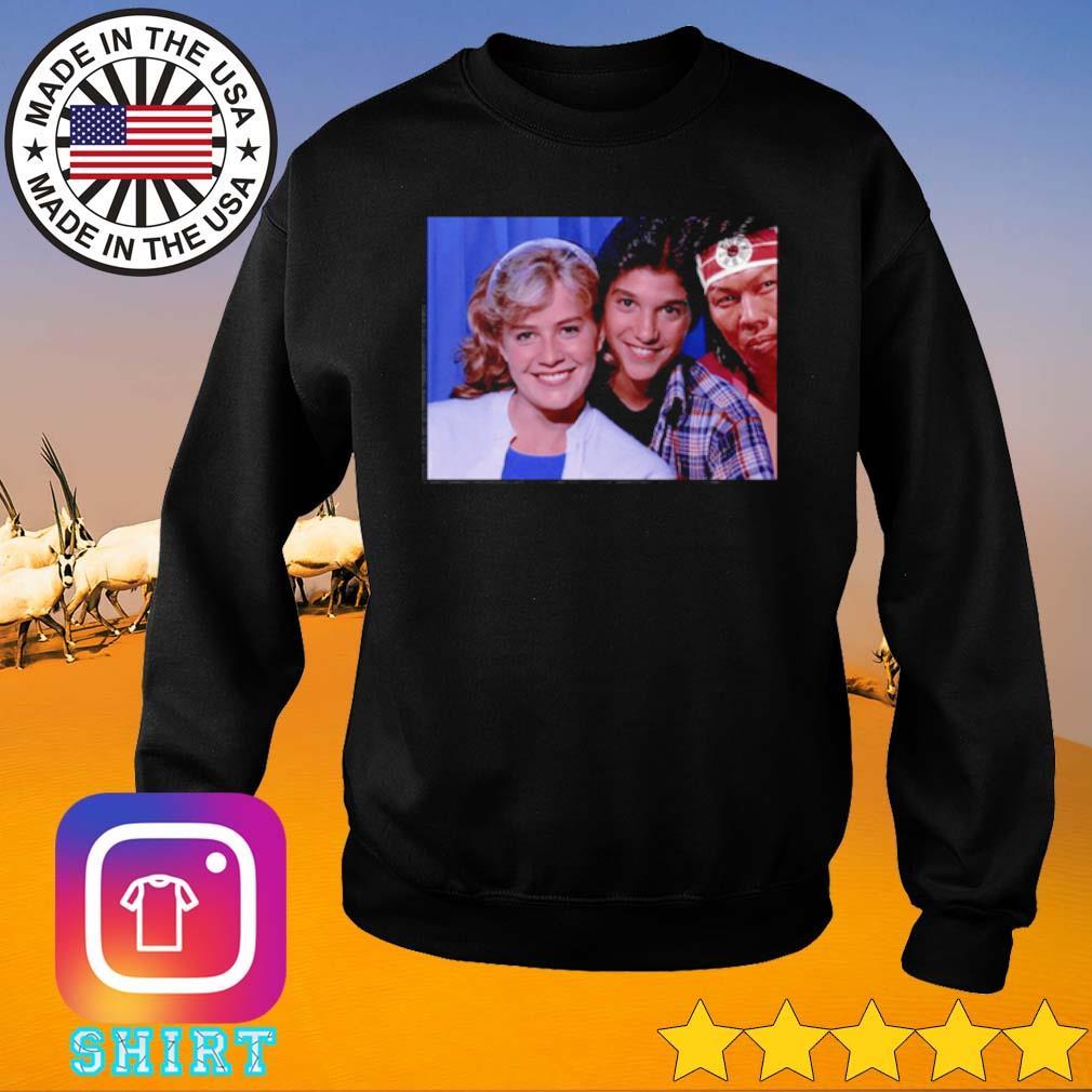 Bolo Photobomb Karate Kid s Sweater