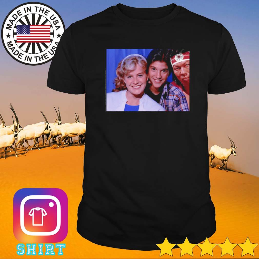 Bolo Photobomb Karate Kid shirt