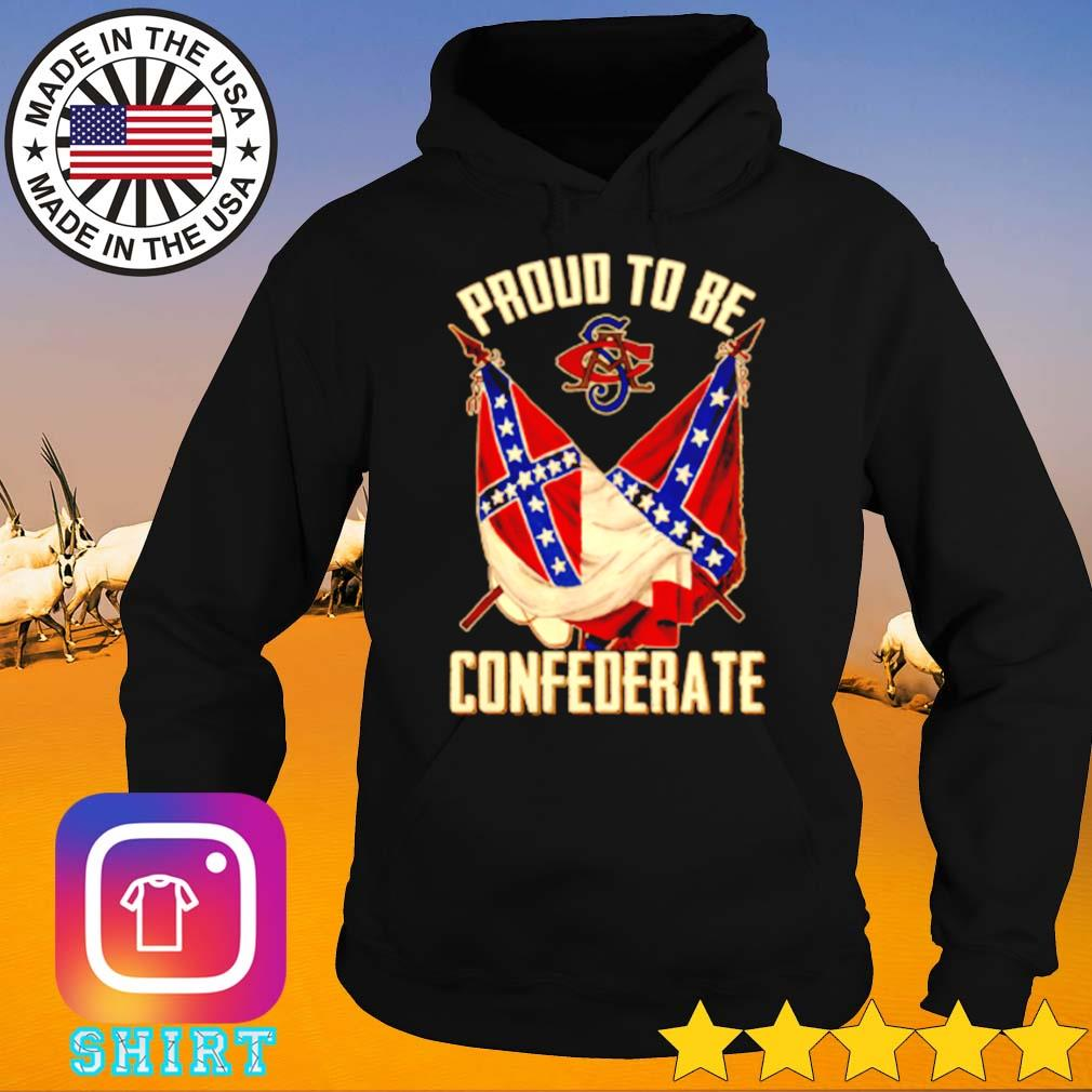 Proud to be confederate confederate memorial day s Hoodie