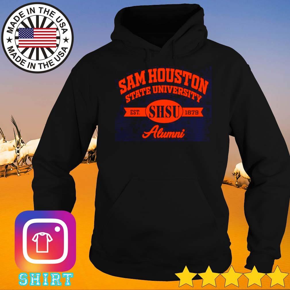 Sam Houston State university est SHSU 1878 alumni s Hoodie