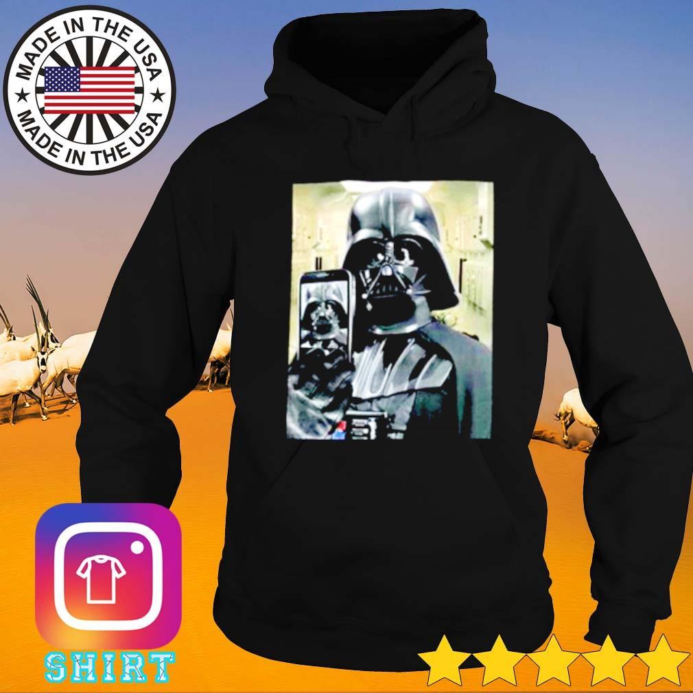 Darth Vader Selfie Hoodie
