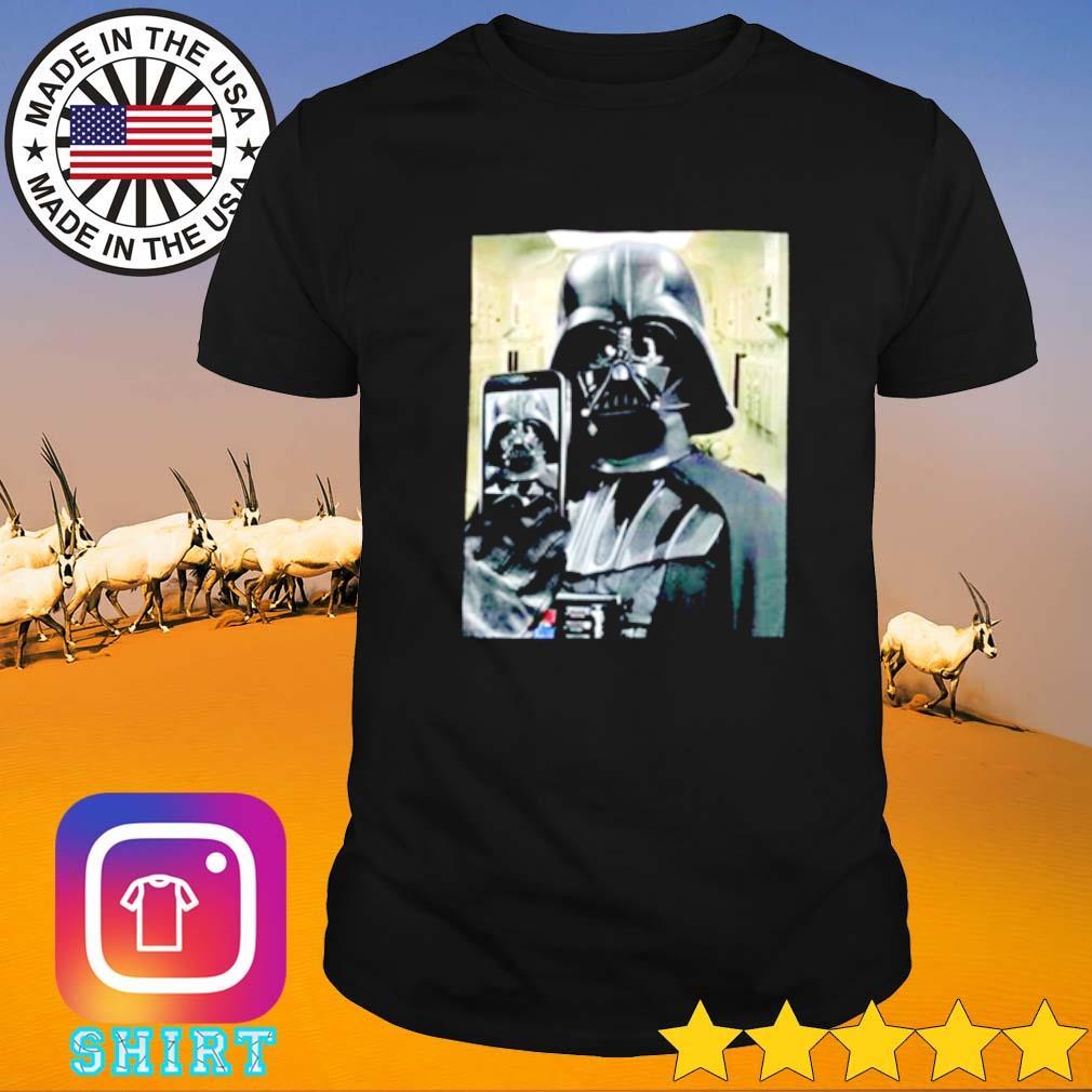 Darth Vader Selfie shirt