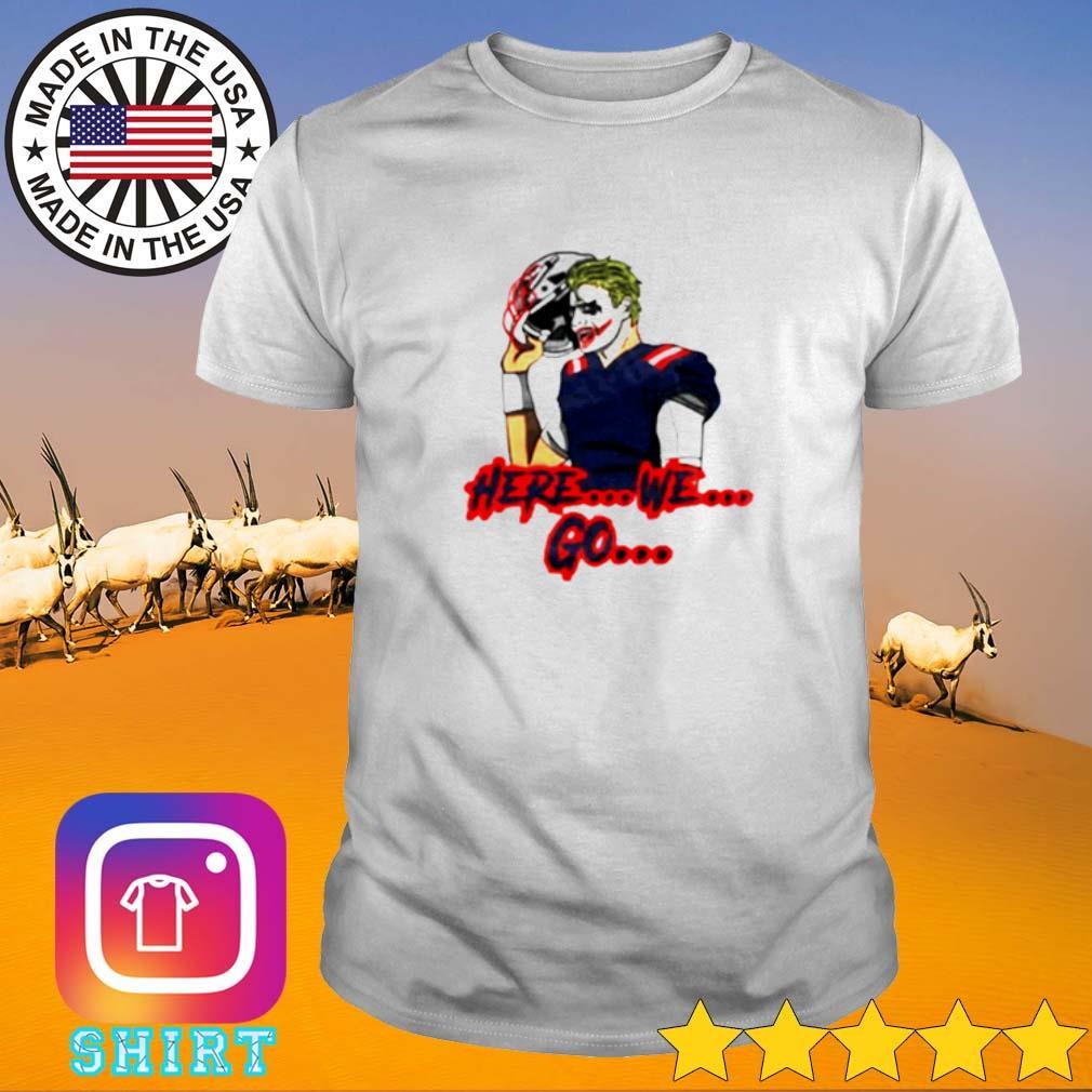 Here we go Joker shirt