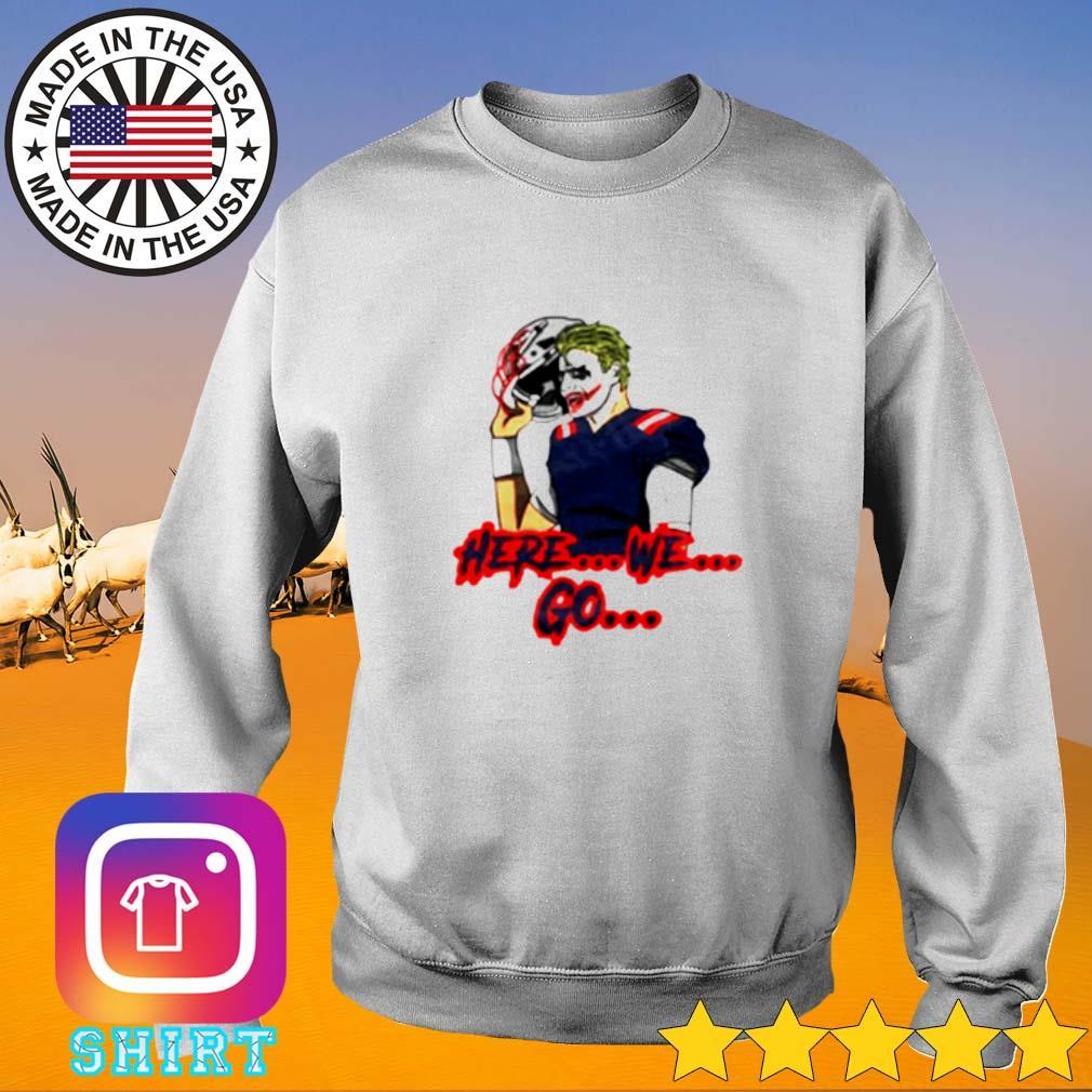 Here we go Joker Sweater