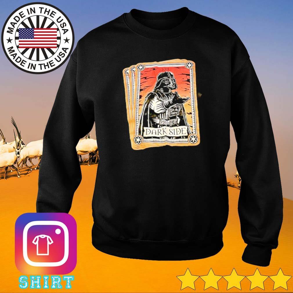 Star Wars Darth Vader Tarot dark side Sweater
