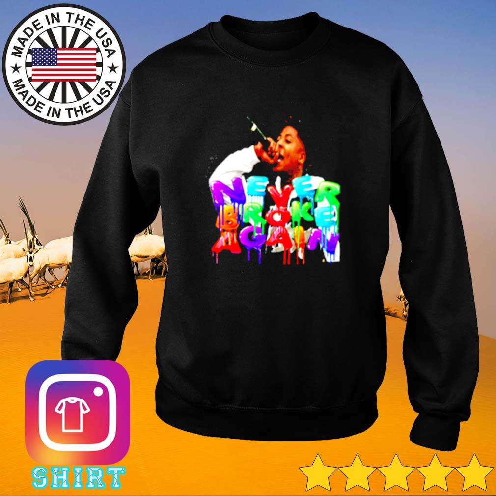 Youngboy never broke again Sweater