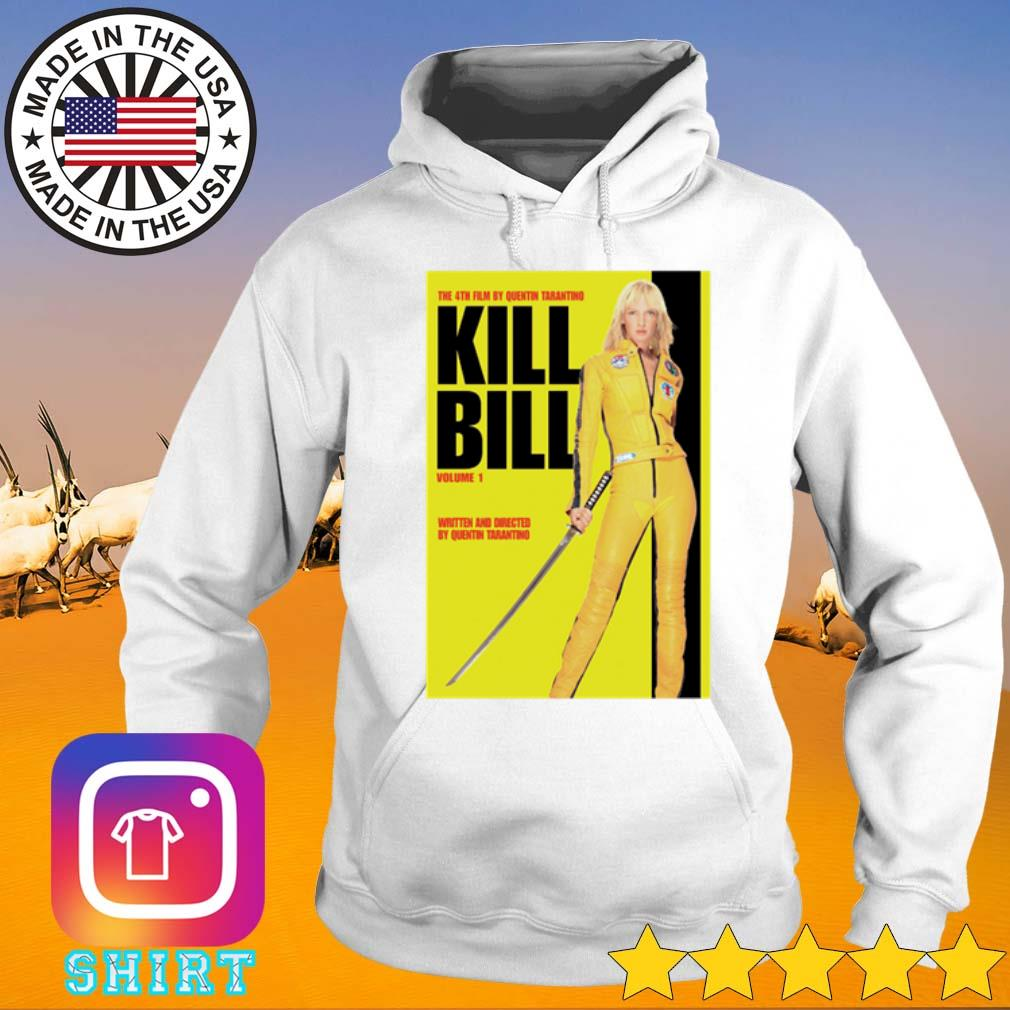 Kill Bill Volume 1 Written and directed by quentin tarantino s Hoodie White