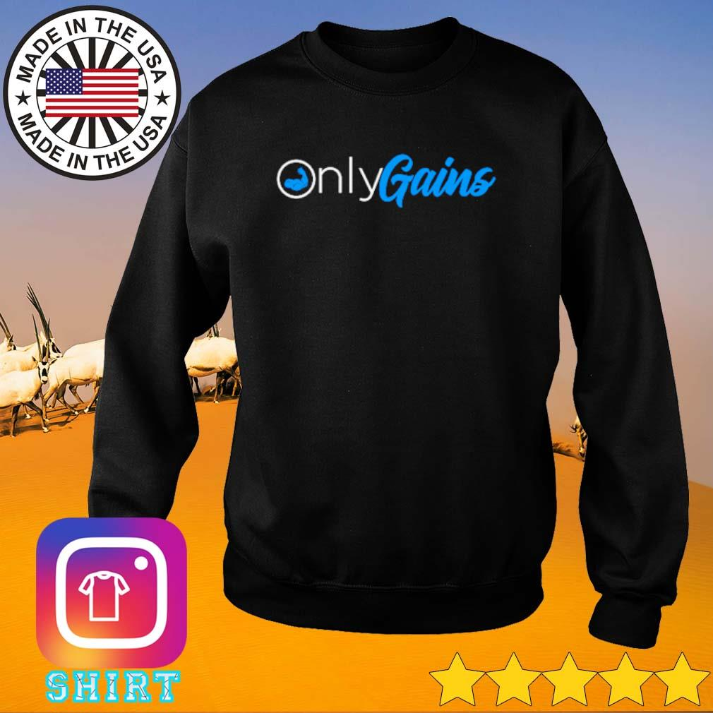 Only Gains s Sweater black