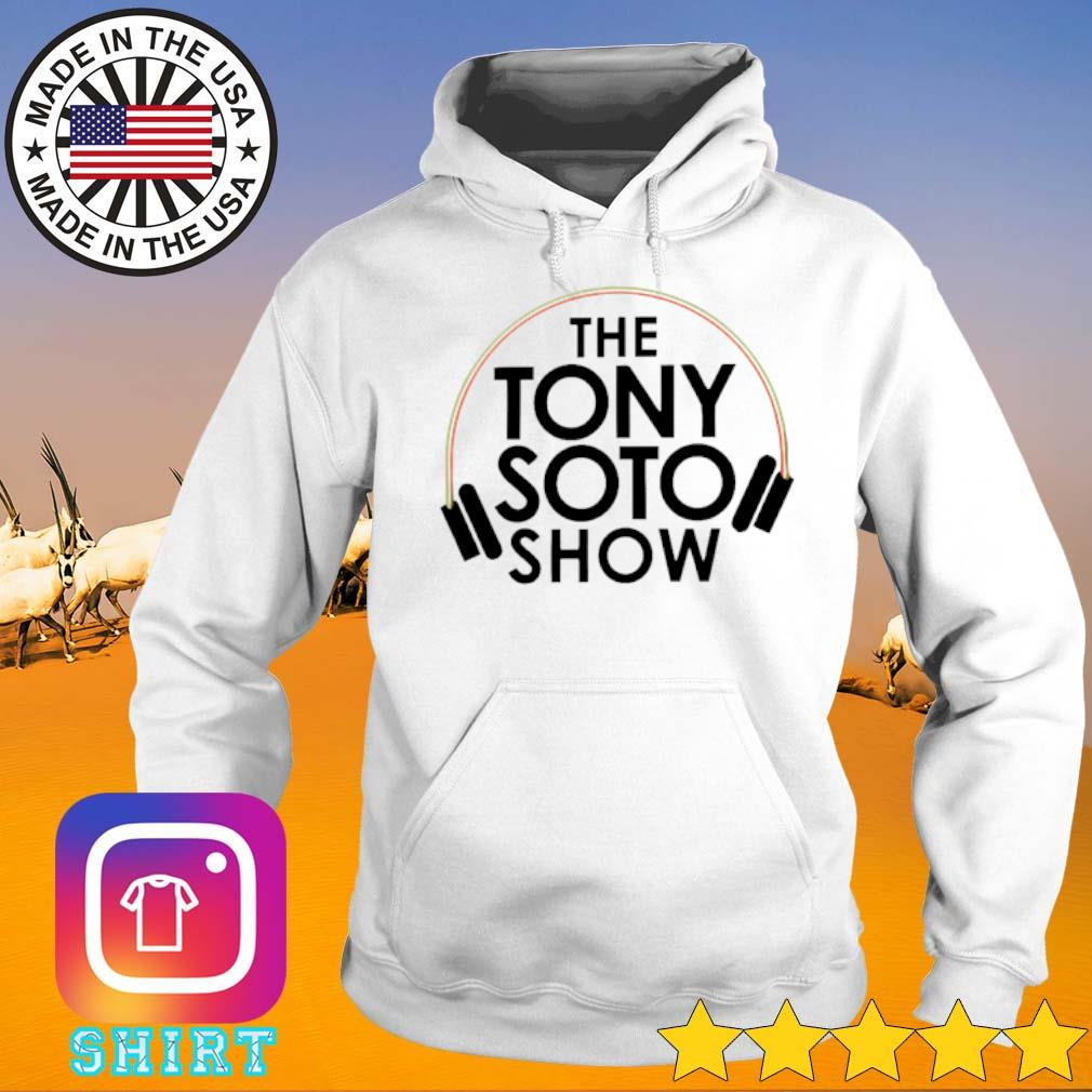The Tony Soto show s Hoodie White