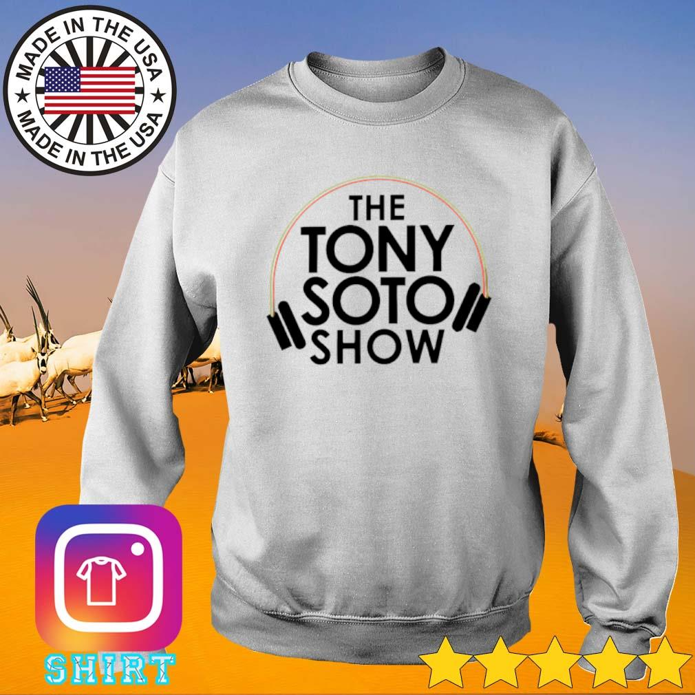 The Tony Soto show s Sweater White