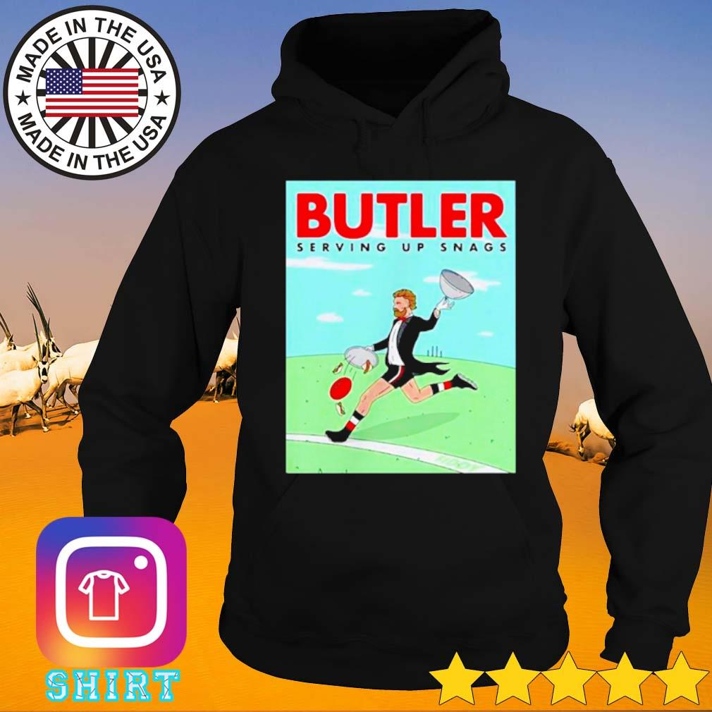 Butler Serving up snags s Hoodie black