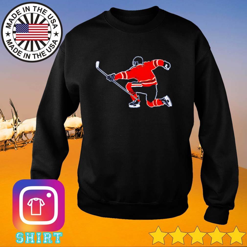 Play hockey s Sweater black