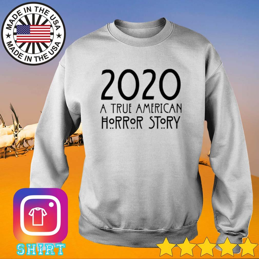 2020 A true American Horror story s Sweater White