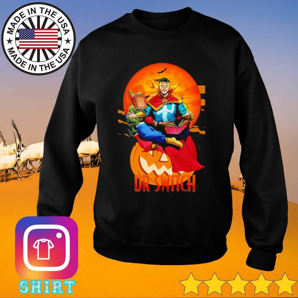 Dr Switch Doctor Strange s Sweater black
