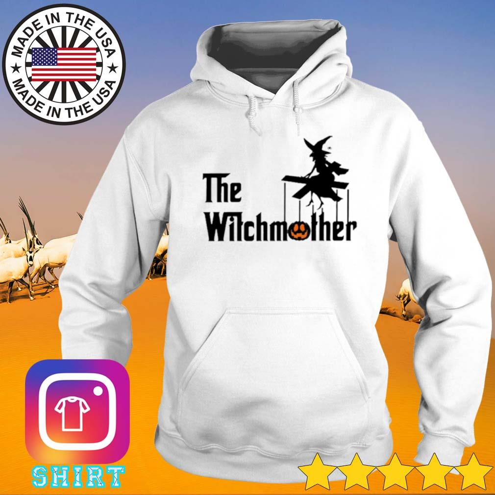 Halloween The Witchmother s Hoodie White