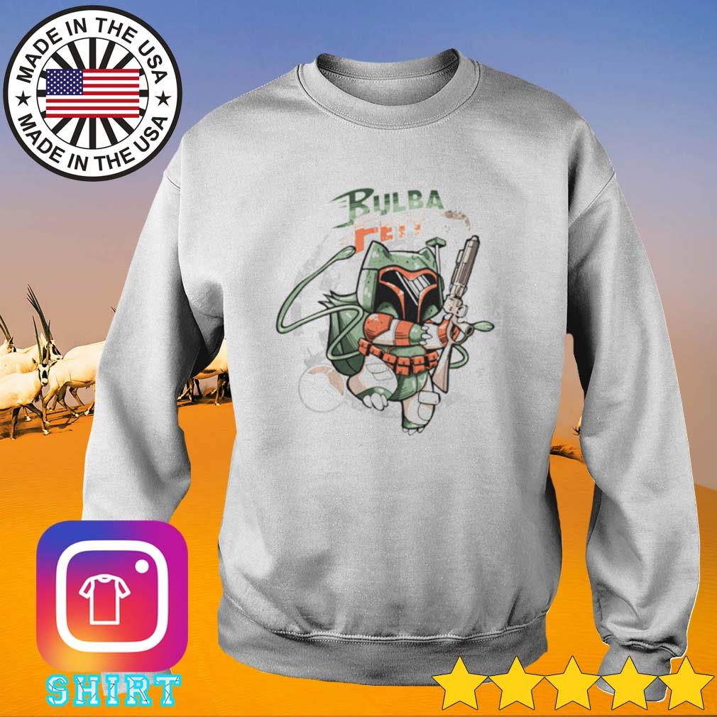 Star Wars Bulba Fett s Sweater White