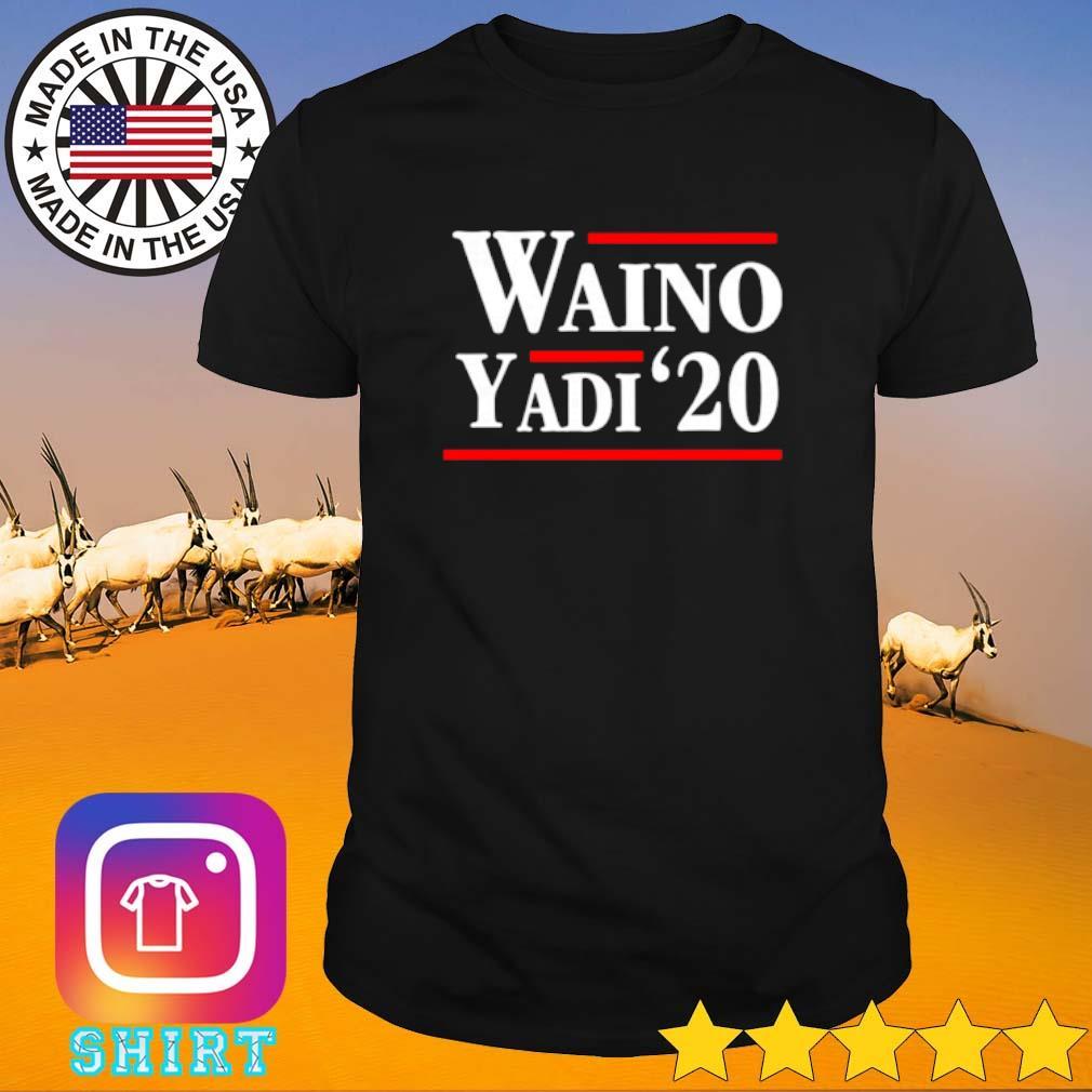 Waino Yadi'20 shirt