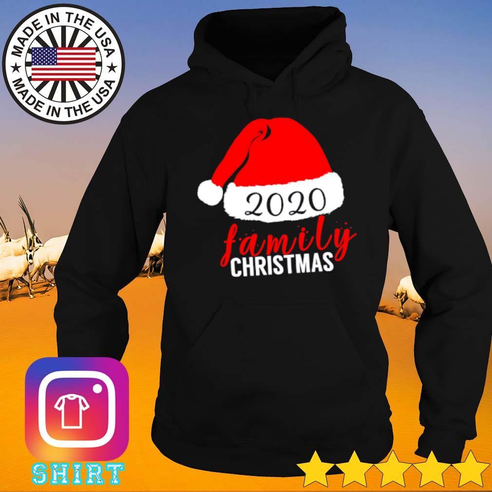 2020 Family Christmas sweater Hoodie