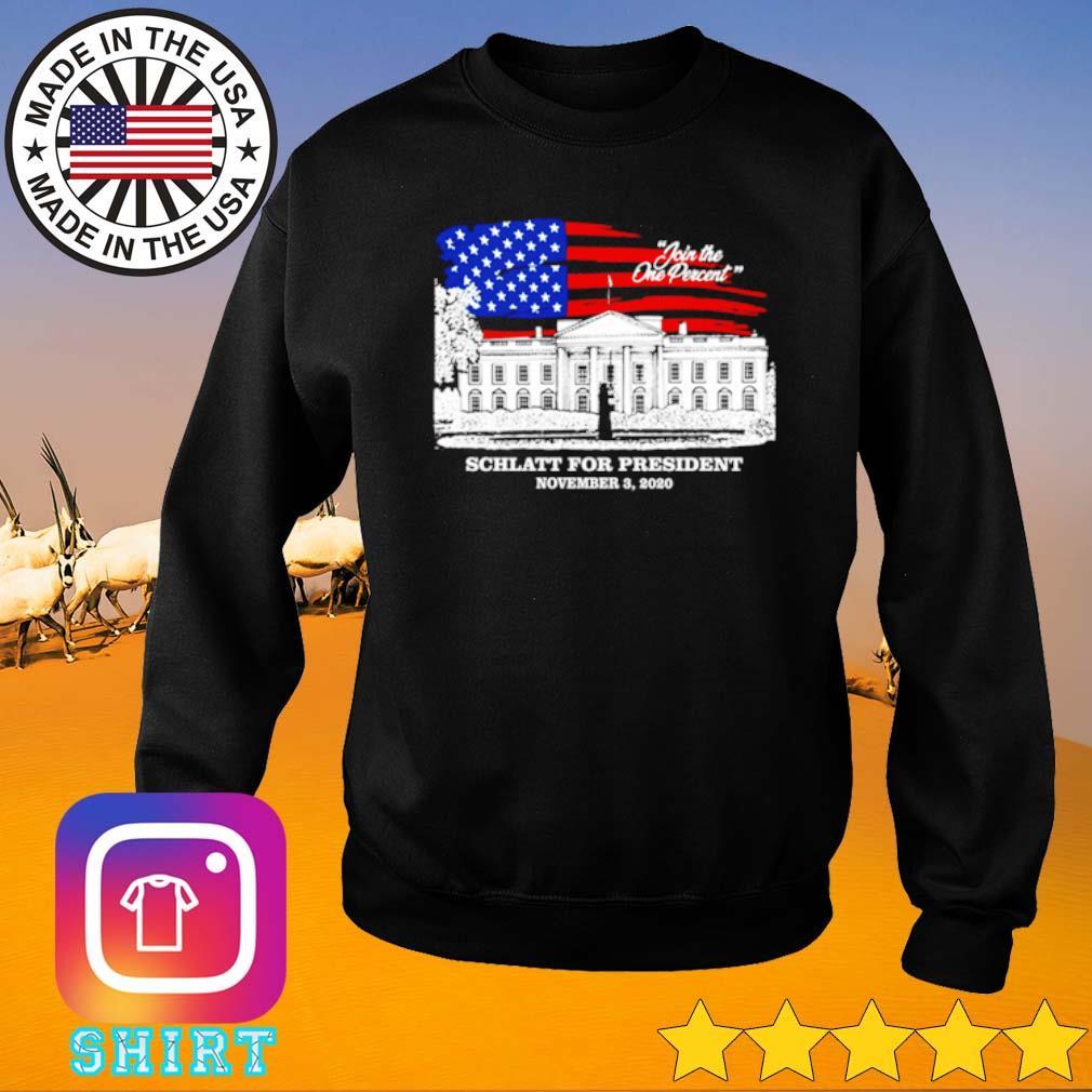American Schlatt for president November 3 2020 s Sweater