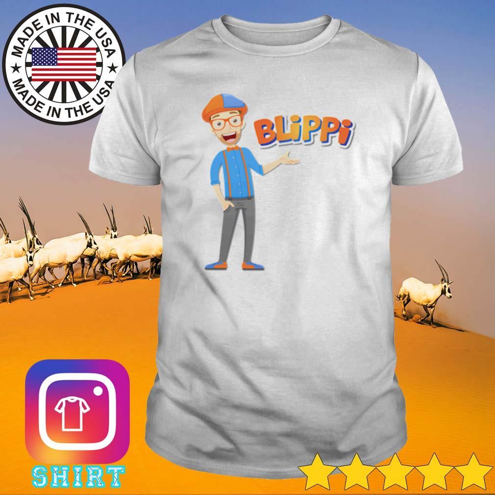 Blippi toys shirt