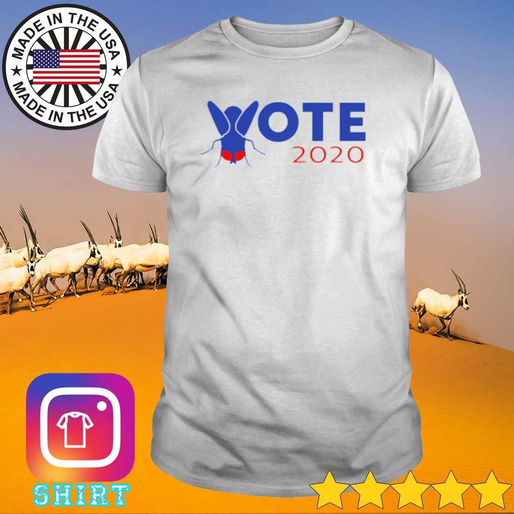 Epic Vice Presidential debate fly vote 2020 shirt