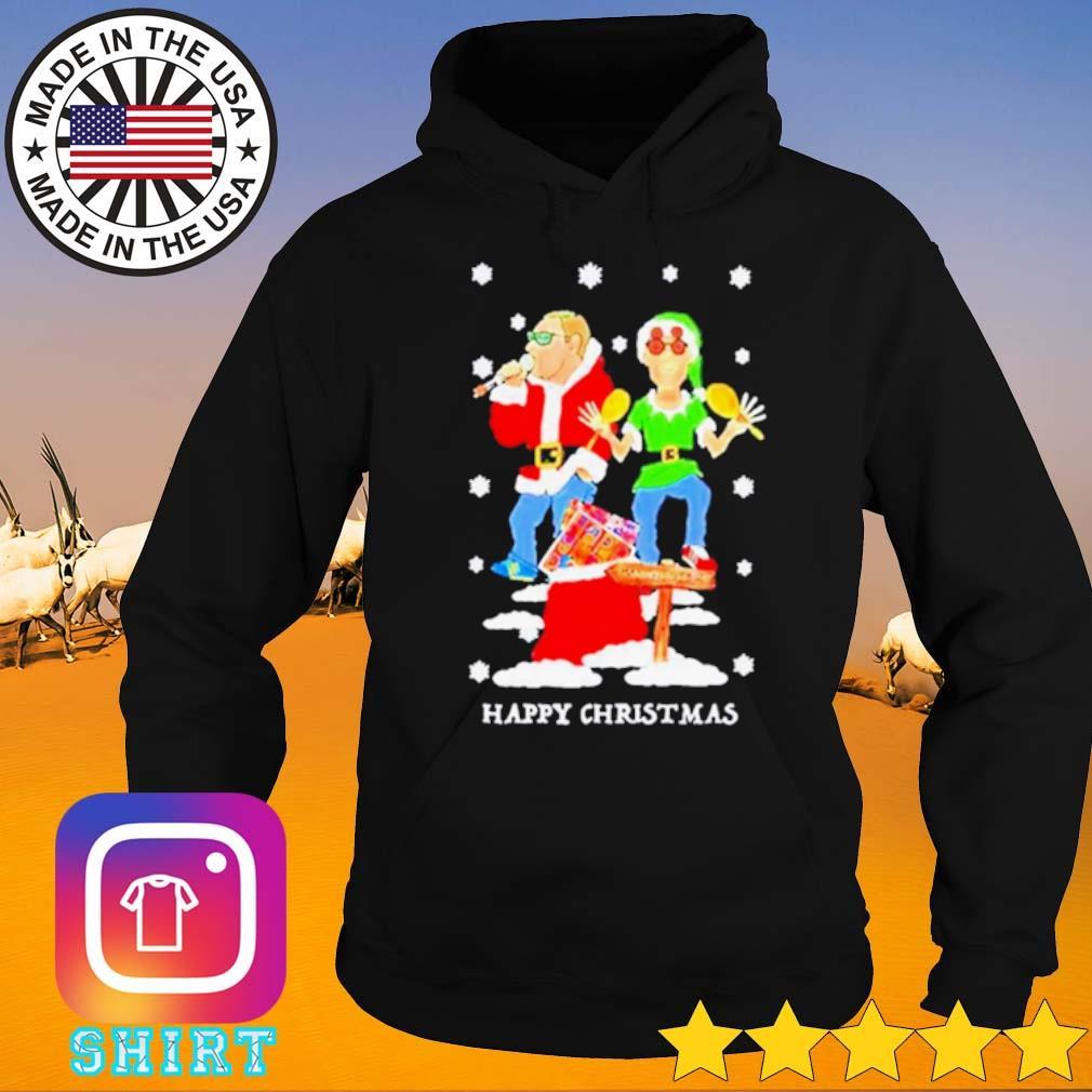 Happy Mondays Christmas 2020 sweater Hoodie