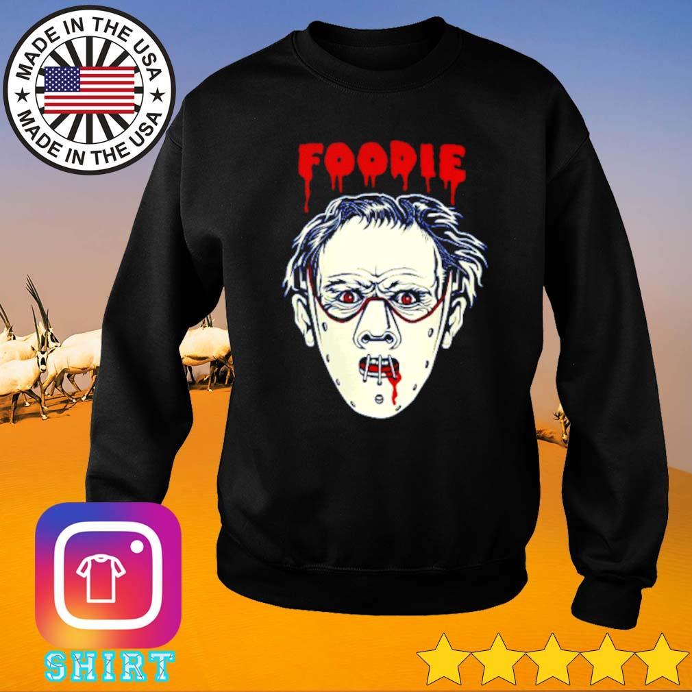 Horror Foodie s Sweater