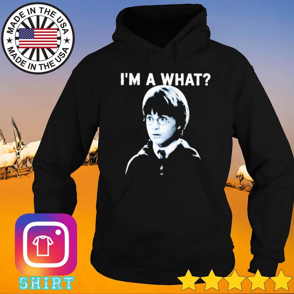 I'm a what Harry Potter s Hoodie