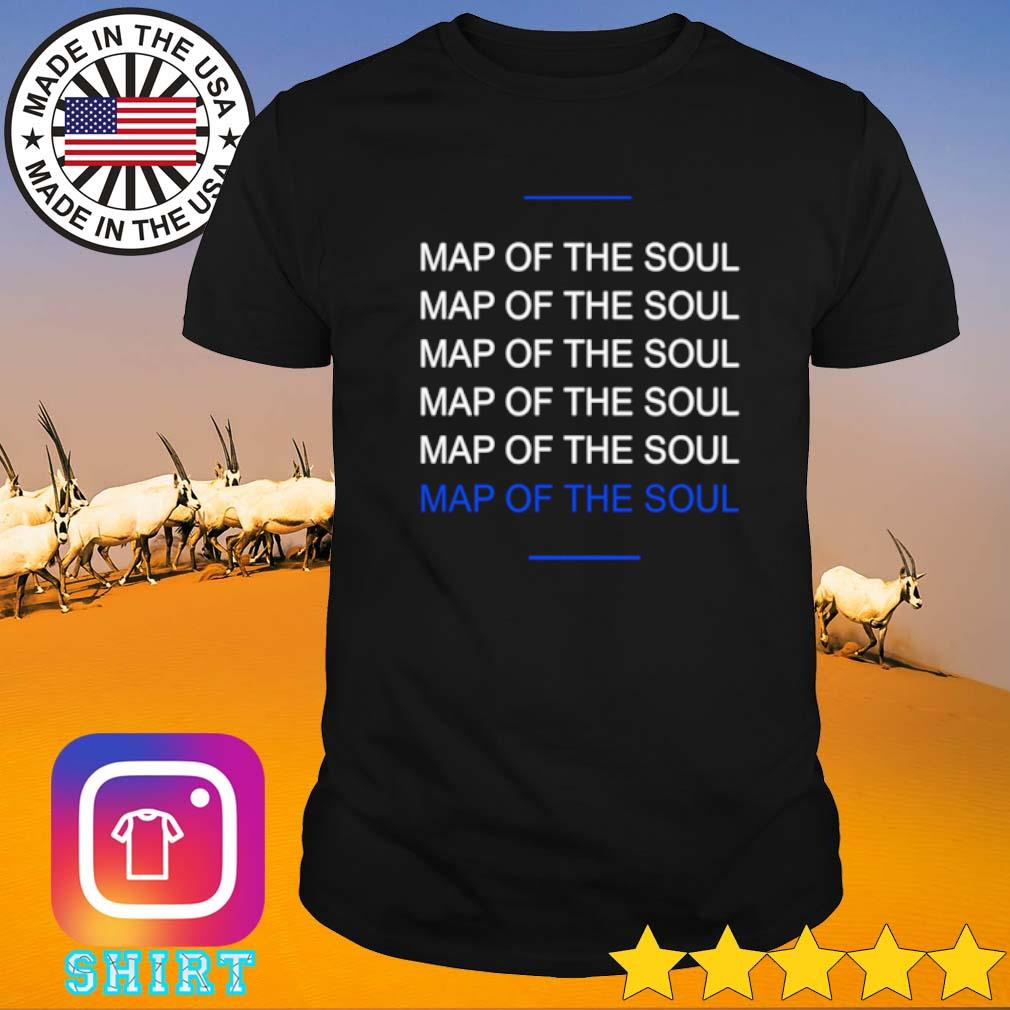 Map of the soul shirt