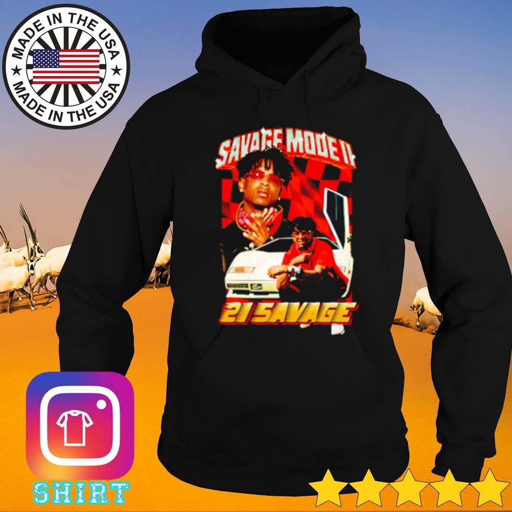 Metro Boomin Savage Mode II 21 Savage s Hoodie