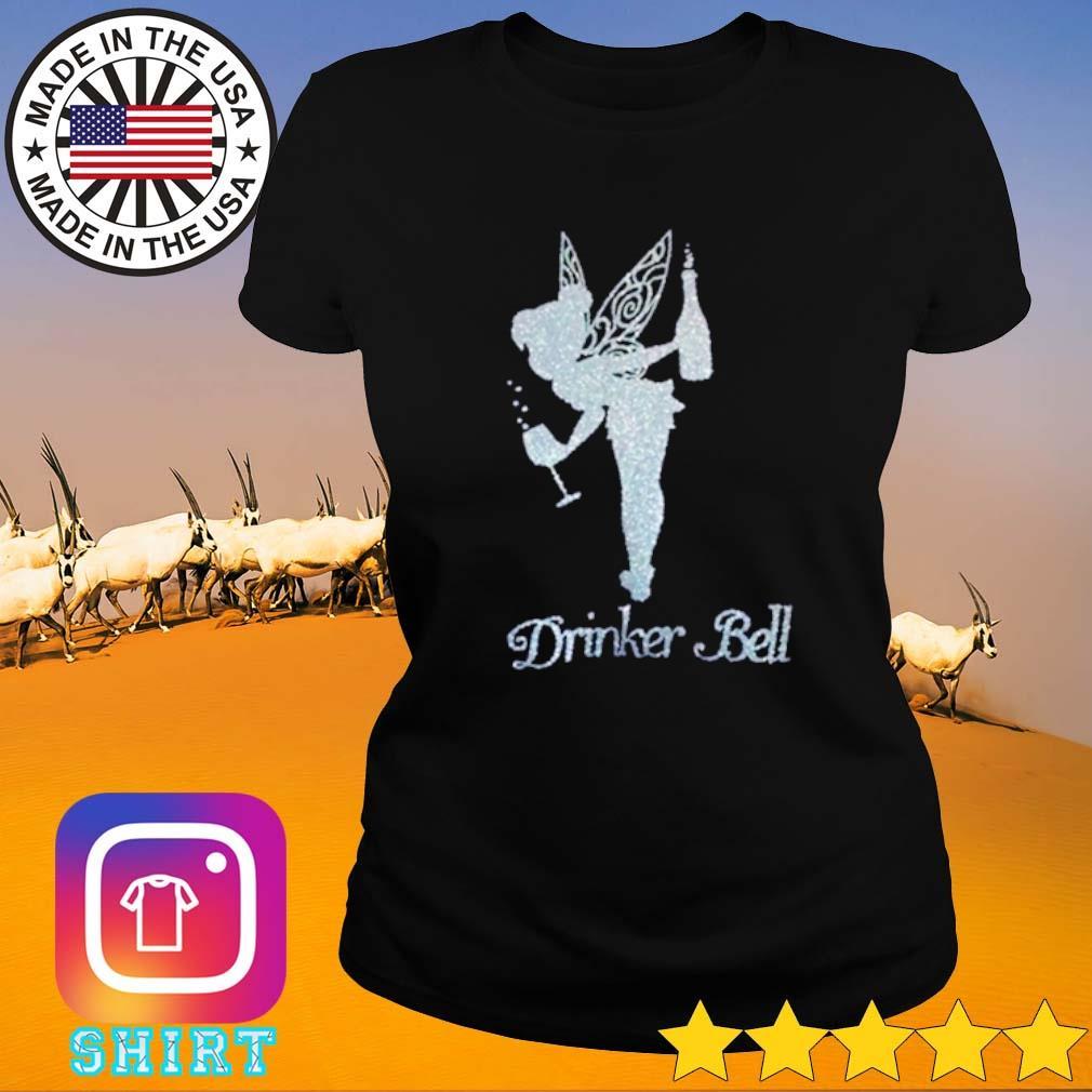 Tinkerbell Drinker bell s Ladies tee