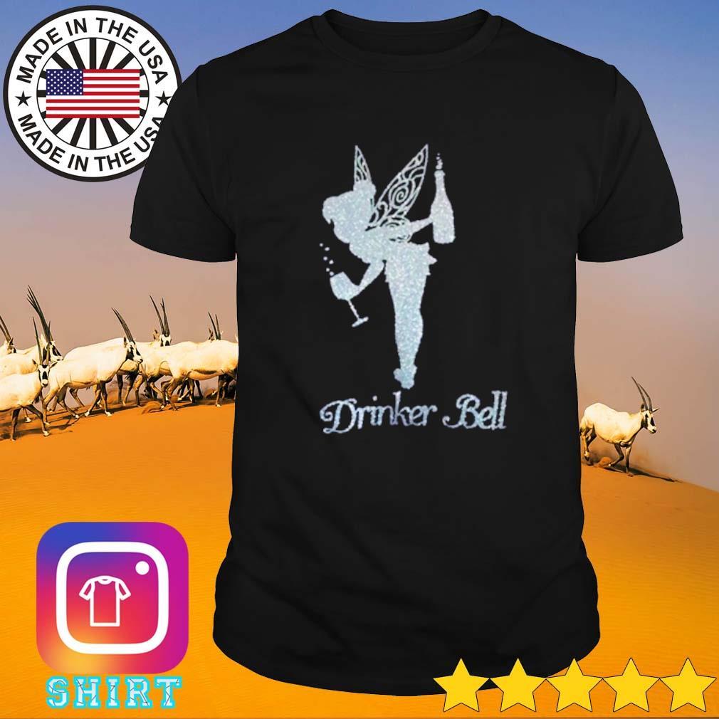 Tinkerbell Drinker bell shirt