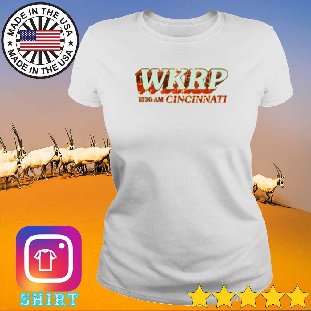 WKRP 1530 am Cincinnati s Ladies tee
