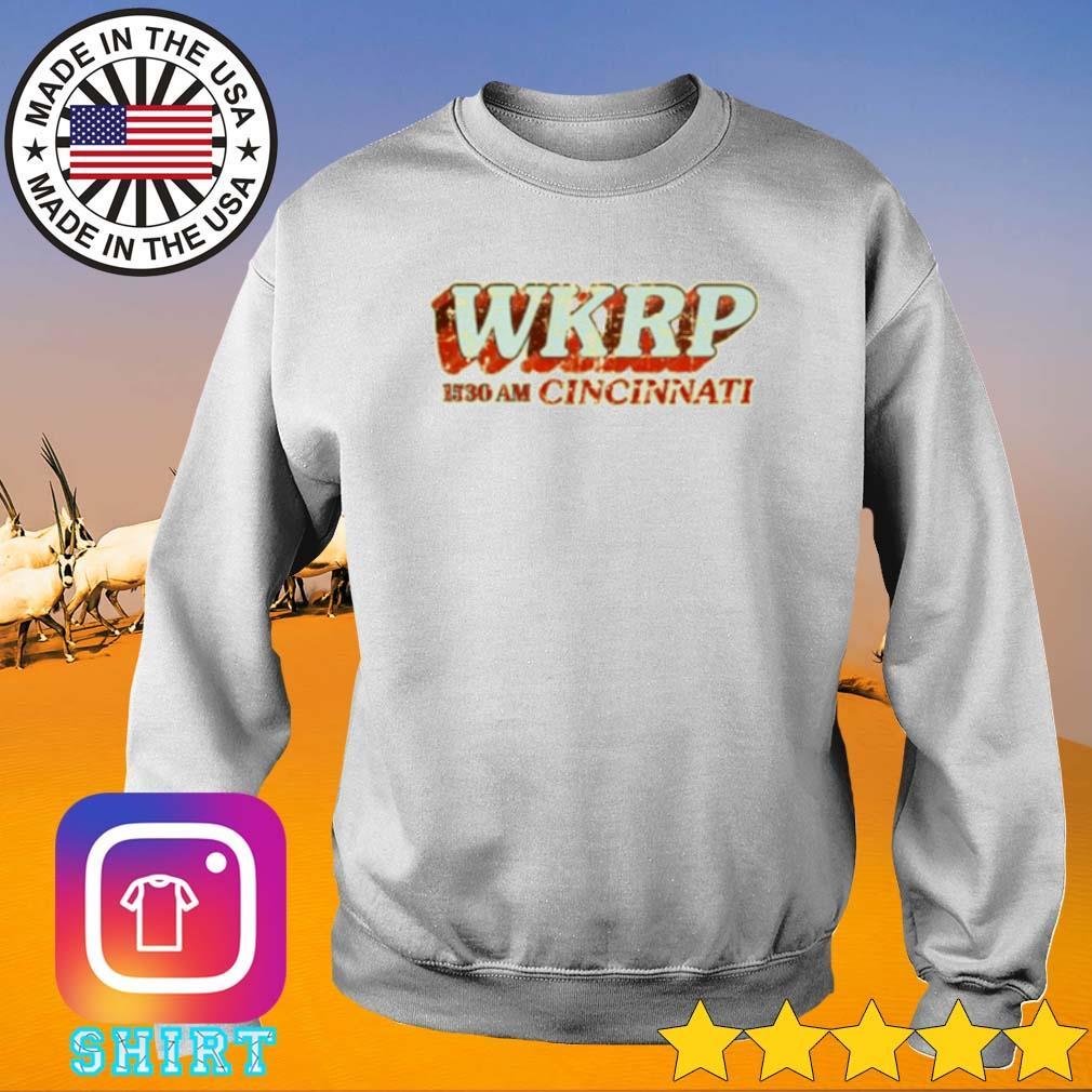 WKRP 1530 am Cincinnati s Sweater