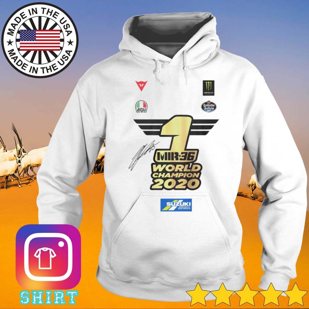 1 MR36 World Champion 2020 s Hoodie