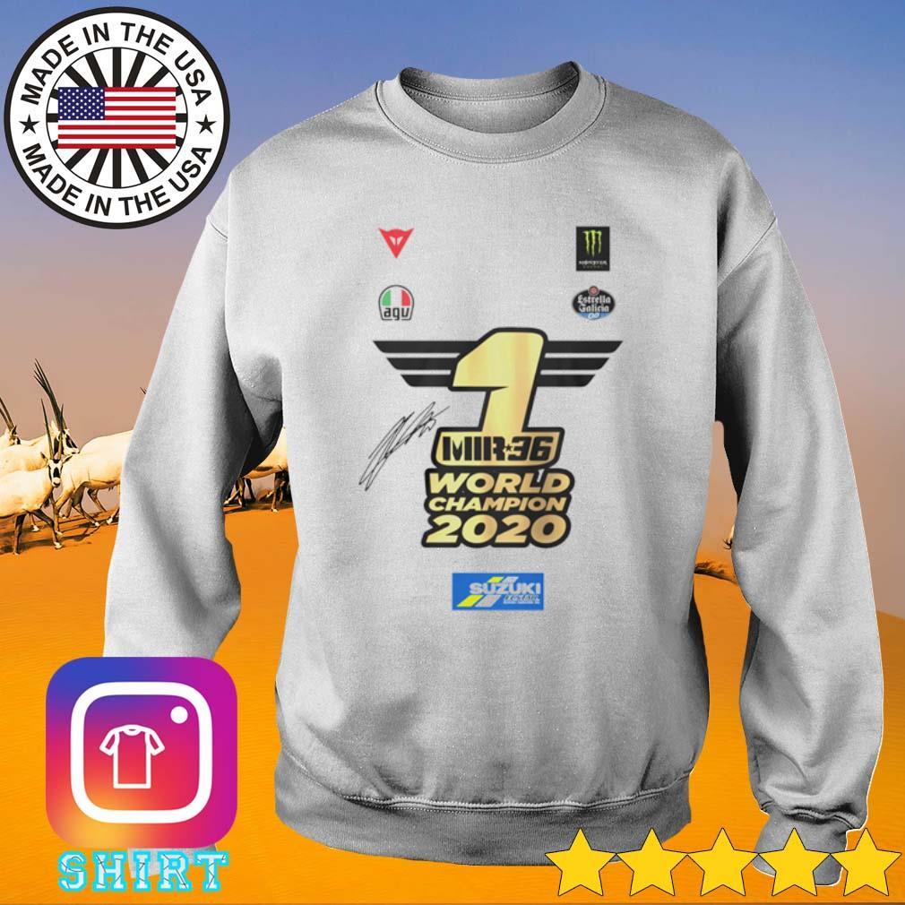 1 MR36 World Champion 2020 s Sweater