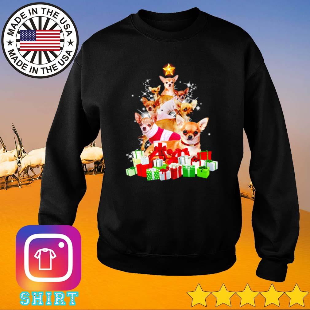 Chihuahua dogs gift Christmas sweater
