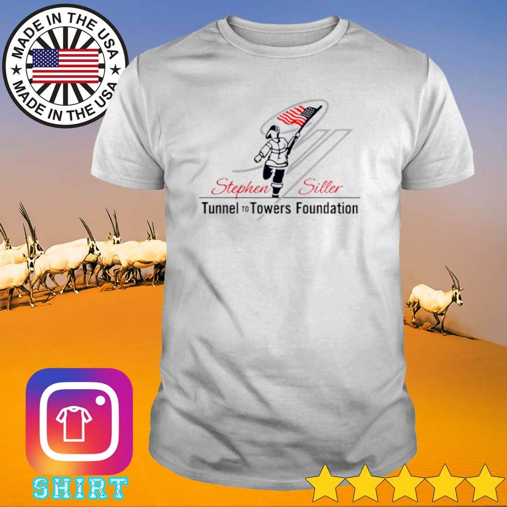 Stephen siller tunnel to towers foundation shirt