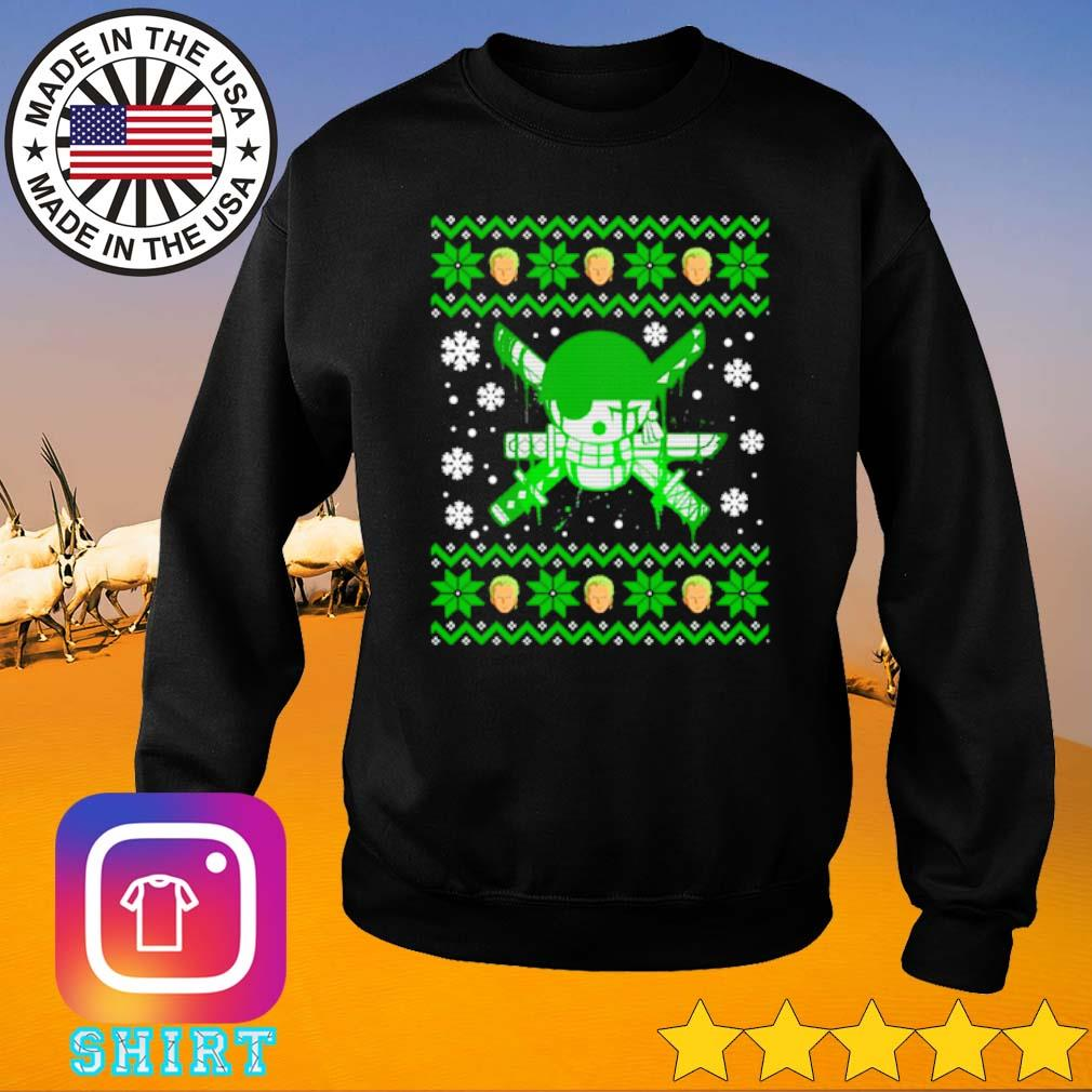 Zoro ugly Christmas sweater