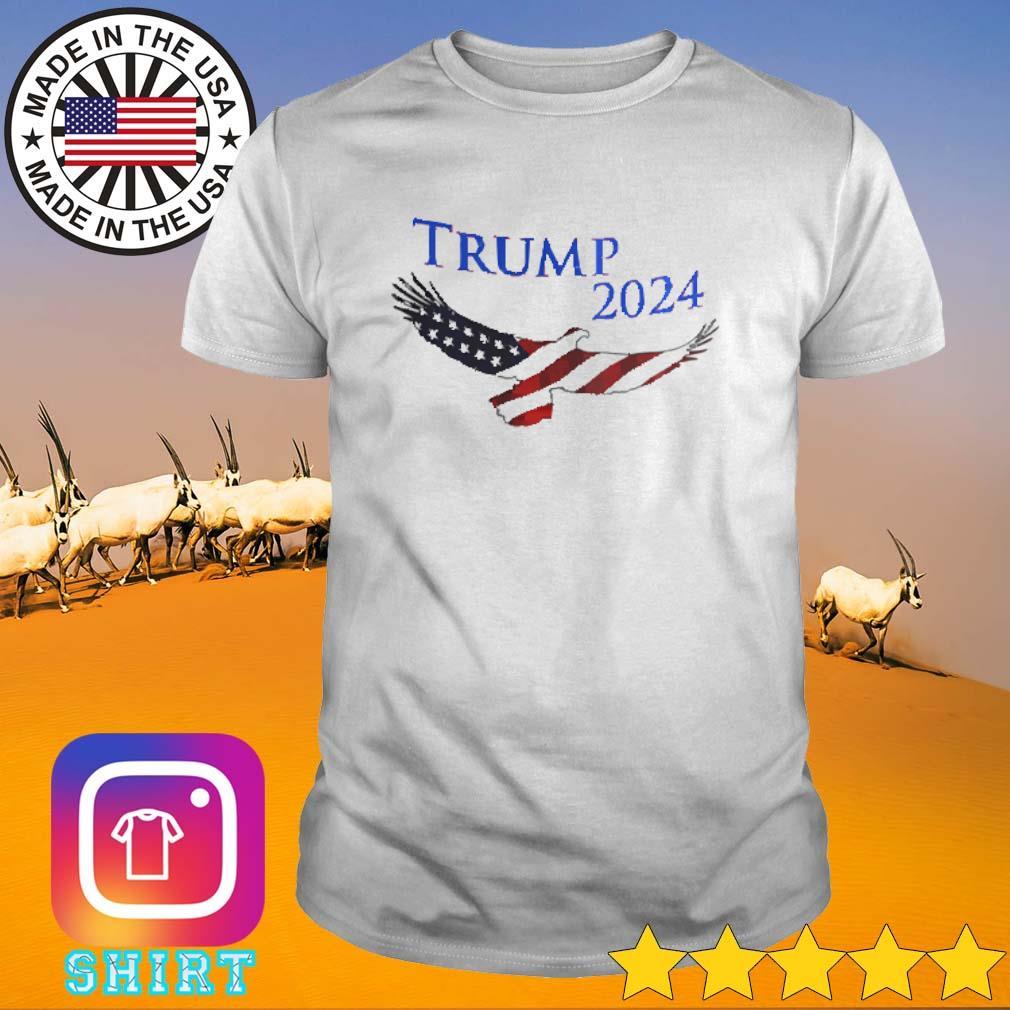 American eagle Donald Trump 2024 shirt