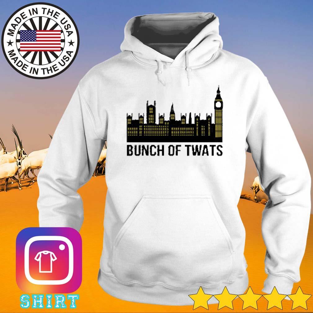 Bunch of twats city s Hoodie