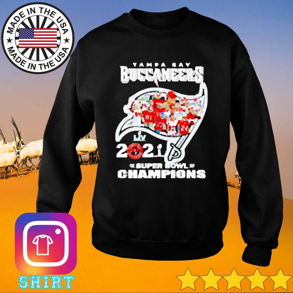 Super bowl champions LIV Tampa Bay Buccaneers 2021 s Sweater
