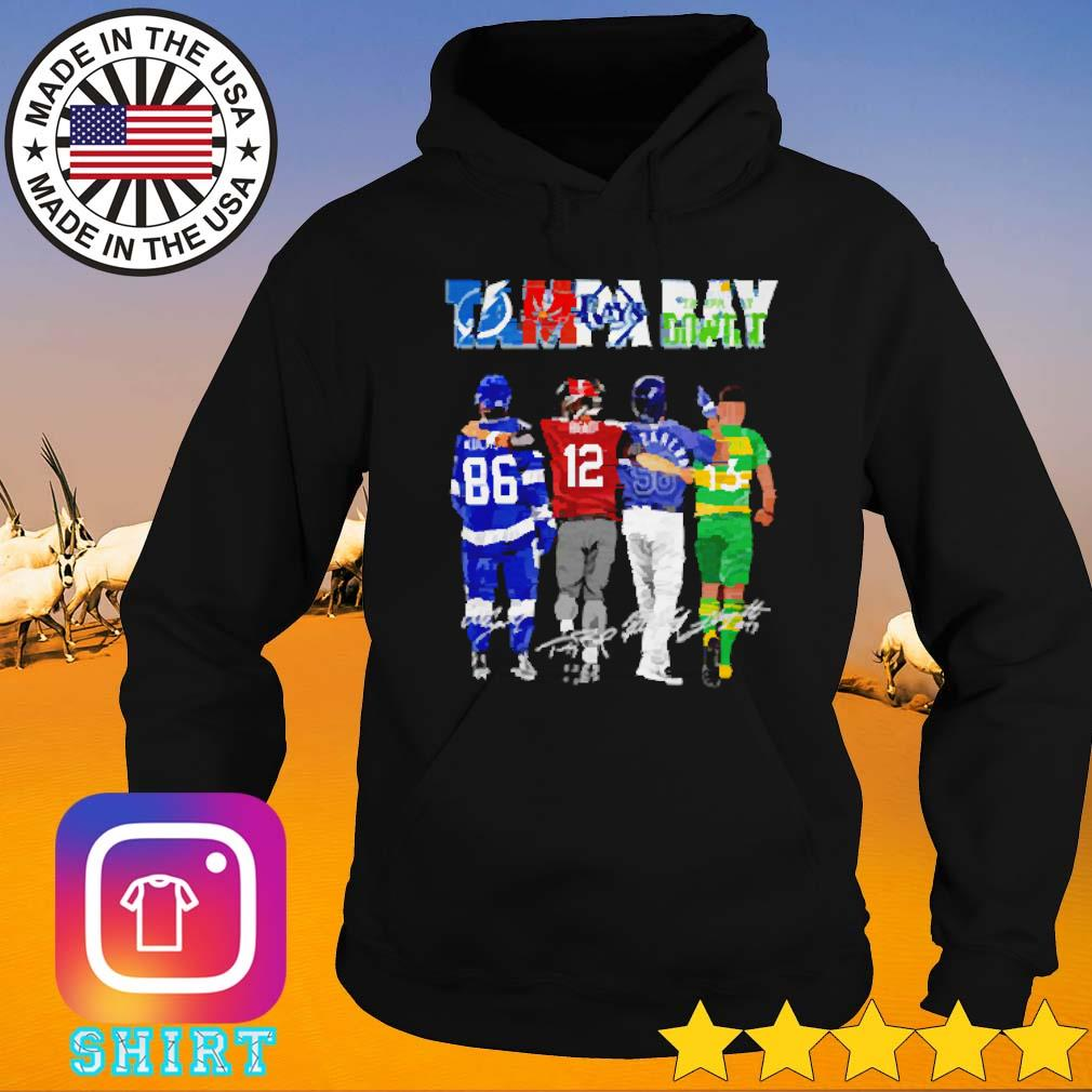 Tampa Bay Lightning Buccaneers Ray players s Hoodie