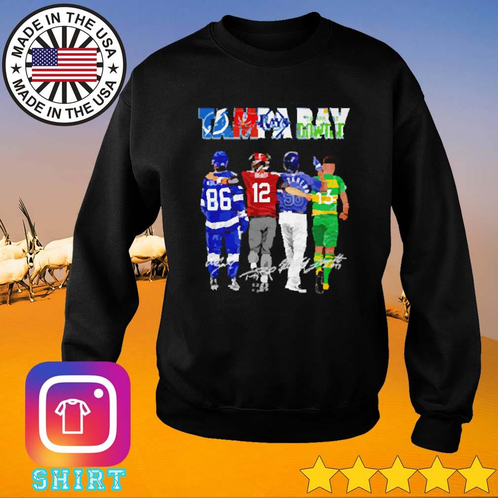 Tampa Bay Lightning Buccaneers Ray players s Sweater